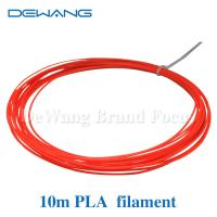 Buy cheap Custom  red , yellow , transparent  PLA 3D Printer Filament 3d printing consumables product