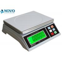 Buy cheap Portable Shop Commercial Weight Scale , Accurate Weight Scale With Back Light from wholesalers