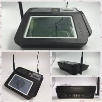 Ethernet Desktop Android POS Terminal with Electronic ID Card Reader