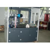 China PLC Automatic Card Punching Machine With Servo Motor For PVC ViSA Card Making on sale