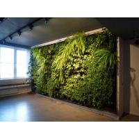 Synthetic Vertical Artificial Plants Wall Green Wall ...