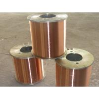 Wholesale Copper clad aluminum & magnesium alloy wire (CCAM wire) from china suppliers