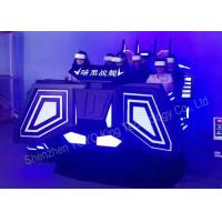 Wholesale Fiberglass 9D VR Simulator Family Member Equipments For Entertainment 12D Cinema from china suppliers