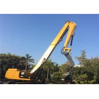 Wholesale Small Vibratory Pile Hammer , Hydraulic Vibratory Hammer For Excavator Cat 349D from china suppliers