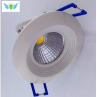 Wholesale Long Lifespan Indoor 6W Dimmable LED Downlights 410lm , Anti-dazzle from china suppliers