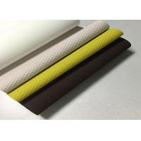 Wholesale PU Coated Splits Leather Release Paper Customized Soft Type Multi Color from china suppliers