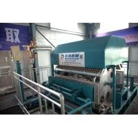 Wholesale Small Paper Pulp Moulding Machine , Small Egg Tray Making Machine from china suppliers