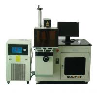 Wholesale 75 watt diode laser marking machine for Steel and Aluminum , Metal Laser Marking from china suppliers