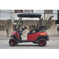 Wholesale Mini Electric Powered Golf Carts / Golf Buggy With Seat / Deep Cup Holders from china suppliers