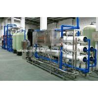 Wholesale RO/UF Water Purifing Treatment Machine System RO-10, 000L from china suppliers