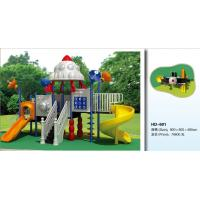Wholesale TUV Certificate Appoval Kids Outdoor Amusement Park Good Quality Kids Playground from china suppliers
