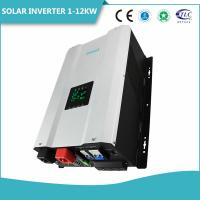 Buy cheap 1 - 8KW Low Self - Consumption Solar Power Inverter With RS232 Communication from wholesalers