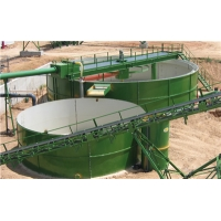 Wholesale Hydraulic Center Transmission 1.1KW Mining Thickener , Gold Ore Slurry Thickener from china suppliers