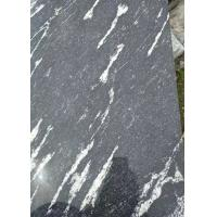 Wholesale Black Granite Stone Slabs Snow Grey Slab Tile Polished Sawn Flamed Corrosion Resistance from china suppliers