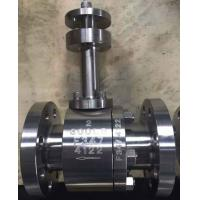 Wholesale Anti - Static Device Extended Stem Ball Valve from china suppliers