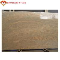 Wholesale Alkali Resistance Polished Granite Stone , China Juparana Granite Slabs 2400x700mm from china suppliers