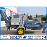Wholesale 19T Electric Hydraulic Cable Puller Machine for High Voltage Transmission Line Stringing from china suppliers