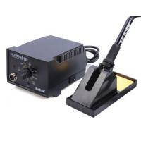 65W Wire Tinning Digital Soldering Station With Pluggable Heating Element