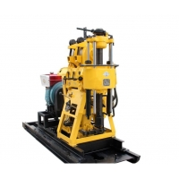 Wholesale 45KN Planetary Gear Drive Hand Brake Core Drill Rig from china suppliers
