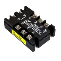 Wholesale 2500VAC 3 Phase SSR Relay 24vdc 20a from china suppliers