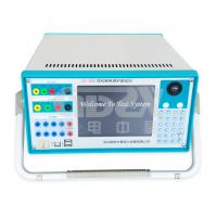 Wholesale ZX-802 Microcomputer Three phase industrial control type Relay Protection Tester from china suppliers