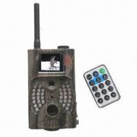 Buy cheap Scouting Camera/Digital Trail Camera with MMS Function and 1,080P Resolution from wholesalers