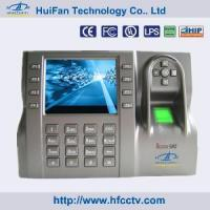 China Fingerprint Time Recording, Biometric Card Punching Machine (HF-iclock 580) on sale