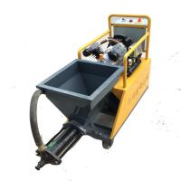 Wholesale Newest Type Electric plaster Spraying Wall Plastering Rendering Machine from china suppliers