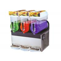 Buy cheap Double Flavour And Three Flavour Margarita Slush Machine 15 liters With CE from wholesalers