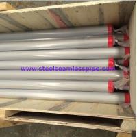 China Chemical Industry Hastelloy C Pipe Straight Type For Sulfuric Acid Reactors on sale