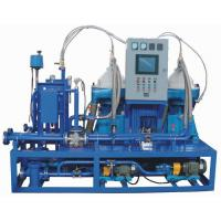 Wholesale 2000-10000 L/H MDO Power Plant Fuel Oil Purifier System , Oil Filtration Equipment from china suppliers