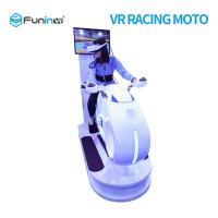 Wholesale 220V Virtual Reality Shooting Cinema 9D Racing Moto Game Machine from china suppliers