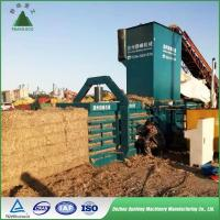 Buy cheap Factory direct supply automatic straw baler with CE from wholesalers