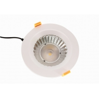 Wholesale Round 30W IP44 COB LED Down Light For Barthroom from china suppliers