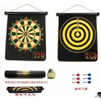 China Magnetic dartboard game on sale