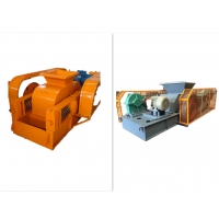 Wholesale Compact Structure Double Roll Crusher For Mine Stone Crushing from china suppliers