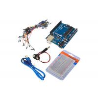 Wholesale Battery Snap Breadboard Arduino Uno R3 Starter Kit For Electronic Learning Project from china suppliers