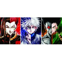 Wholesale Multiple Deep 3D Anime Poster / Flip Lenticular Anime Poster Printing from china suppliers
