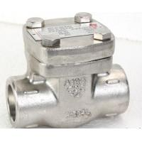 Wholesale API 602 forged steel valve LIFT CHECK VALVE 800#  A105 F11 F22 FLANGE RF RTJ from china suppliers