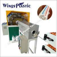 Wholesale Flexible PVC Garden Hose Extrusion Machine, PVC Fiber Pipe Making Machinery from china suppliers