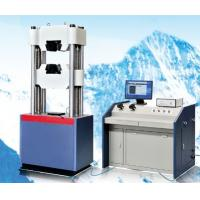 Wholesale WAW600D Computerized Hydraulic Universal Testing Machine Price For Bolts And Nuts Tensile Strength Tes from china suppliers