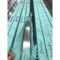Quality 304L 10*10*6000mm Stainless Steel Square Bar Hairline Polished Cold Rolled for sale