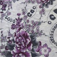 Wholesale Calico Fabric with 95% Nylon and 5% Spandex Printed, Suitable for Garment from china suppliers