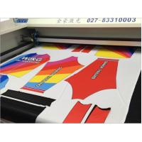 Buy cheap Vision Laser for Digital Printing and Sportswear Garment Factory from wholesalers