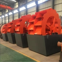 Wholesale 50t/H-75t/H Capacity Sand Washing Machine , Ore Washing Equipment from china suppliers