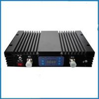 Wholesale Tri Band Mobile Signal Repeater 23dbm High Power Output with 70dbi Gain from china suppliers