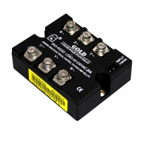 Buy cheap CUL Approval 32V 10a DC DC SSR Solid State Relay anti vibration from wholesalers