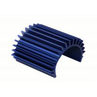 Wholesale Round Aluminum Extrusion Heat Sink T3 - T8 Temper Shape Angle from china suppliers