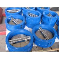 Wholesale API 609 / ISO 5752 / BS5155 Standard, GGG40 / GGG50 Body Cast Iron Wafer Check Valve from china suppliers