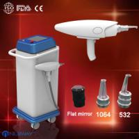 Wholesale 400mJ Q Switched ND Yag Laser Machine For Permanent tattoo Removal from china suppliers